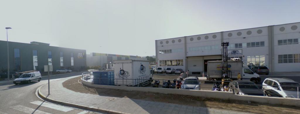 Avialsa. Parque Tecnológico de Paterna, Valencia.