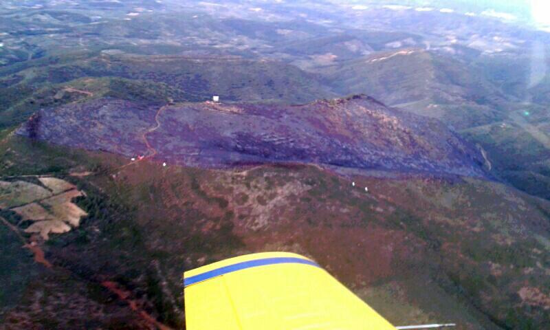 Campaña Extinción de Incendios 2015