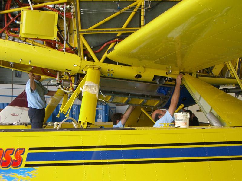 taller aeronaves