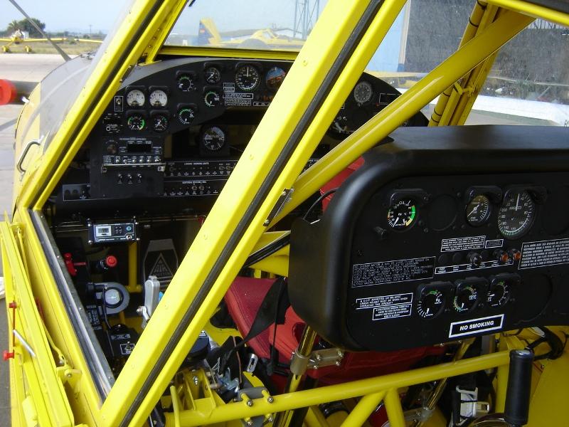 Formación Aeronave doble mando