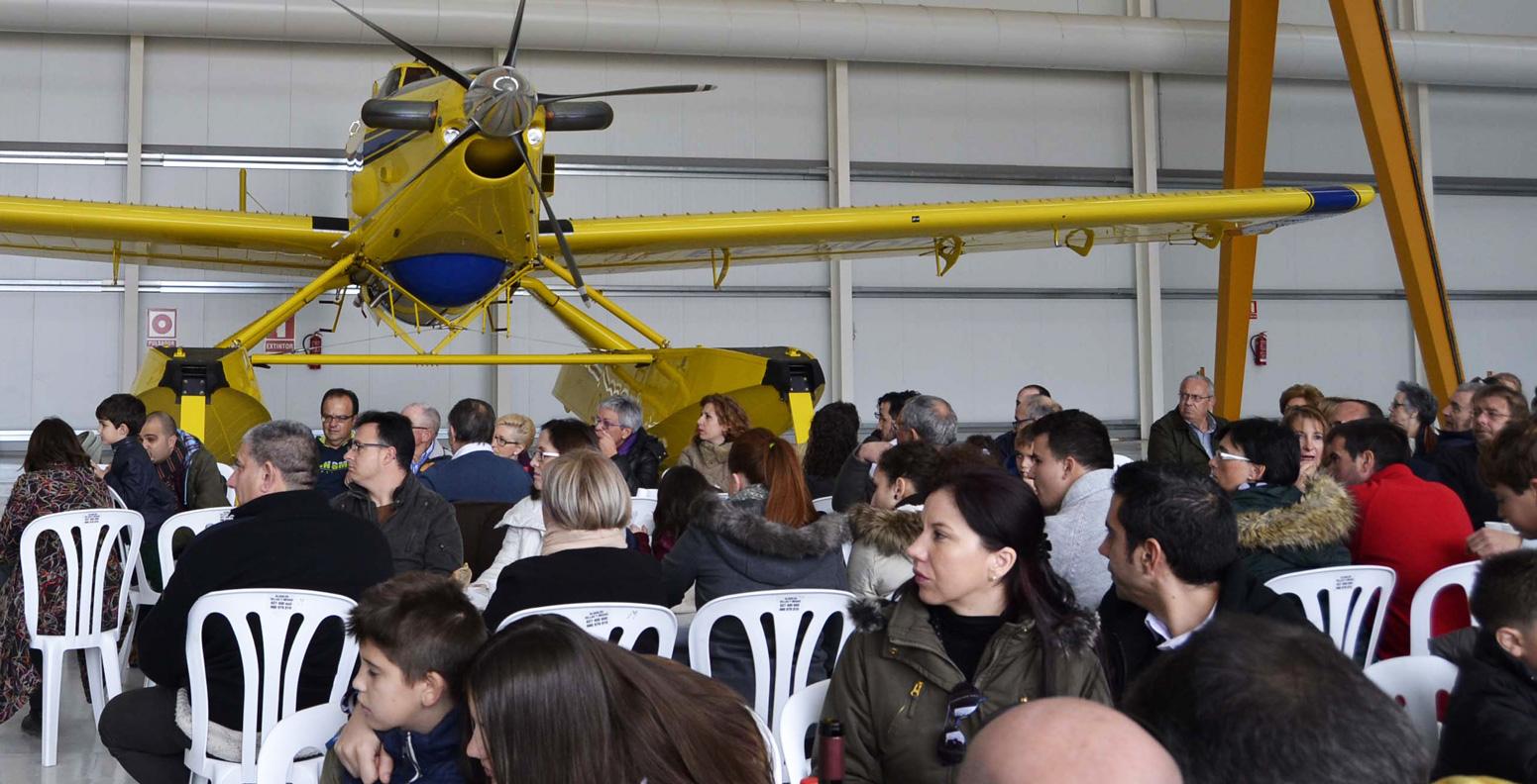 Avialsa celebra su 50 Aniversario